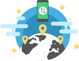 Easily connect VyprVPN to the fastest VPN server location available.